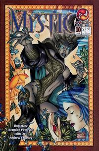 Cover Thumbnail for Mystic (CrossGen, 2000 series) #10
