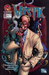 Cover Thumbnail for Mystic (CrossGen, 2000 series) #11