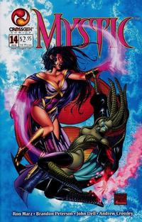 Cover Thumbnail for Mystic (CrossGen, 2000 series) #14