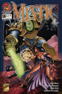 Cover Thumbnail for Mystic (CrossGen, 2000 series) #16