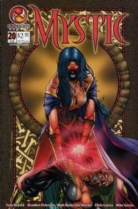 Cover Thumbnail for Mystic (CrossGen, 2000 series) #20