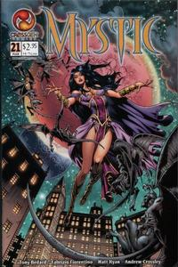 Cover Thumbnail for Mystic (CrossGen, 2000 series) #21