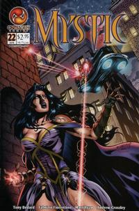 Cover Thumbnail for Mystic (CrossGen, 2000 series) #22