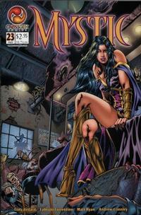 Cover Thumbnail for Mystic (CrossGen, 2000 series) #23