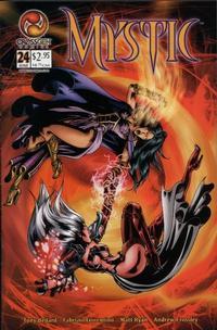Cover Thumbnail for Mystic (CrossGen, 2000 series) #24