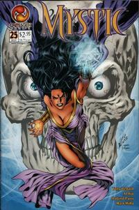 Cover Thumbnail for Mystic (CrossGen, 2000 series) #25