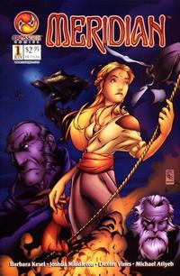 Cover Thumbnail for Meridian (CrossGen, 2000 series) #1