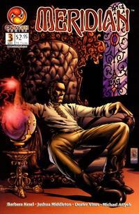 Cover Thumbnail for Meridian (CrossGen, 2000 series) #3