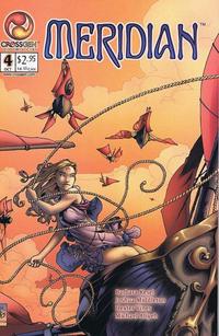 Cover Thumbnail for Meridian (CrossGen, 2000 series) #4