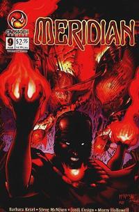 Cover Thumbnail for Meridian (CrossGen, 2000 series) #9