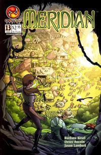 Cover Thumbnail for Meridian (CrossGen, 2000 series) #13