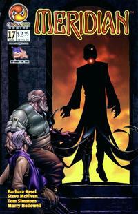 Cover Thumbnail for Meridian (CrossGen, 2000 series) #17
