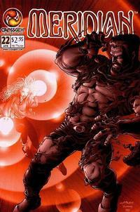 Cover Thumbnail for Meridian (CrossGen, 2000 series) #22