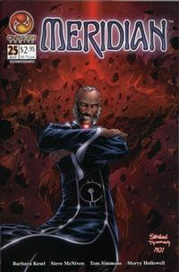 Cover Thumbnail for Meridian (CrossGen, 2000 series) #25