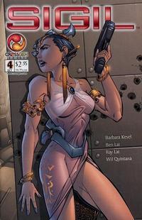 Cover Thumbnail for Sigil (CrossGen, 2000 series) #4