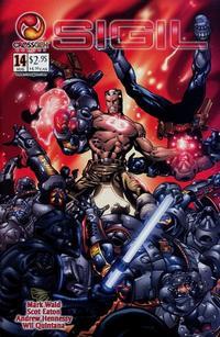 Cover Thumbnail for Sigil (CrossGen, 2000 series) #14