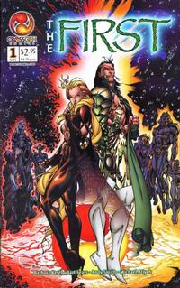 Cover Thumbnail for The First (CrossGen, 2000 series) #1