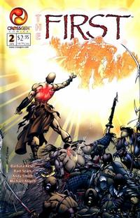 Cover Thumbnail for The First (CrossGen, 2000 series) #2