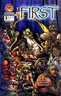 Cover Thumbnail for The First (CrossGen, 2000 series) #3