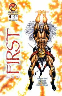 Cover Thumbnail for The First (CrossGen, 2000 series) #4