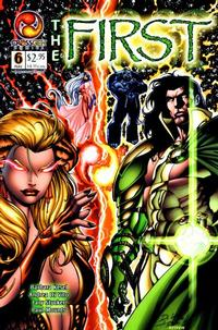 Cover Thumbnail for The First (CrossGen, 2000 series) #6