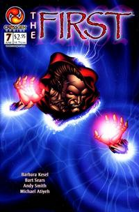 Cover Thumbnail for The First (CrossGen, 2000 series) #7
