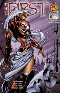 Cover Thumbnail for The First (CrossGen, 2000 series) #8
