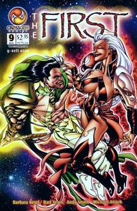 Cover Thumbnail for The First (CrossGen, 2000 series) #9