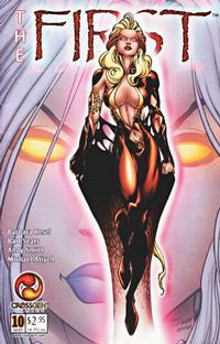 Cover Thumbnail for The First (CrossGen, 2000 series) #10