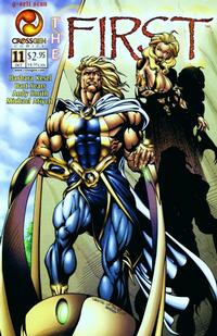 Cover Thumbnail for The First (CrossGen, 2000 series) #11