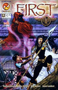 Cover Thumbnail for The First (CrossGen, 2000 series) #12