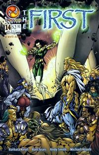 Cover Thumbnail for The First (CrossGen, 2000 series) #14