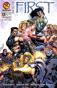 Cover Thumbnail for The First (CrossGen, 2000 series) #15