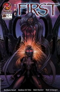 Cover Thumbnail for The First (CrossGen, 2000 series) #16
