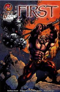 Cover Thumbnail for The First (CrossGen, 2000 series) #17
