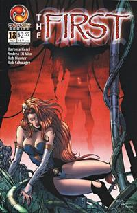 Cover Thumbnail for The First (CrossGen, 2000 series) #18