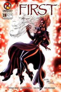 Cover Thumbnail for The First (CrossGen, 2000 series) #19