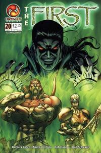 Cover Thumbnail for The First (CrossGen, 2000 series) #20