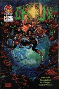Cover Thumbnail for Crux (CrossGen, 2001 series) #2