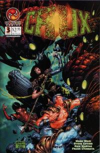 Cover Thumbnail for Crux (CrossGen, 2001 series) #3