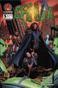Cover Thumbnail for Crux (CrossGen, 2001 series) #5