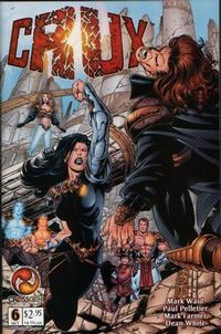 Cover Thumbnail for Crux (CrossGen, 2001 series) #6