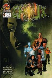 Cover Thumbnail for Crux (CrossGen, 2001 series) #9