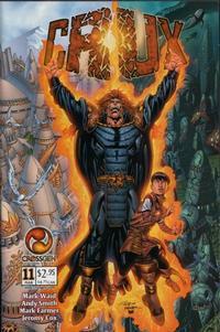 Cover Thumbnail for Crux (CrossGen, 2001 series) #11