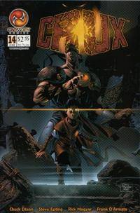 Cover Thumbnail for Crux (CrossGen, 2001 series) #14