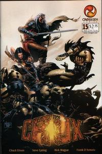 Cover Thumbnail for Crux (CrossGen, 2001 series) #15