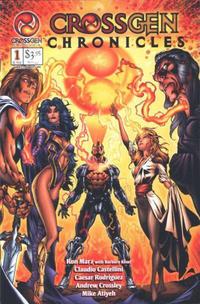 Cover Thumbnail for CrossGen Chronicles (CrossGen, 2000 series) #1