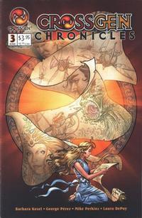 Cover Thumbnail for CrossGen Chronicles (CrossGen, 2000 series) #3