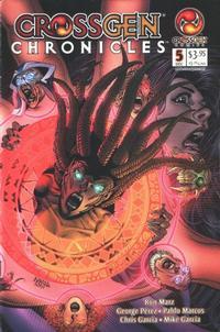 Cover Thumbnail for CrossGen Chronicles (CrossGen, 2000 series) #5