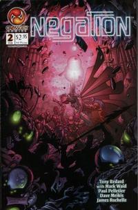 Cover Thumbnail for Negation (CrossGen, 2002 series) #2